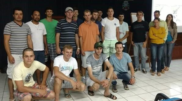 Small growers in Espirito Santo (Marechal Floriano) trained by the Digital Coffee Farmer Program