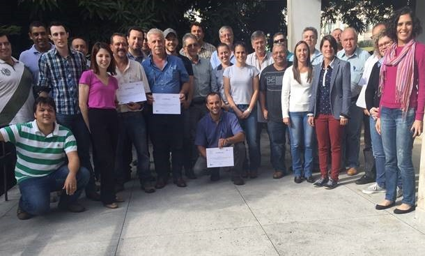 São Paulo CATI technicians trained on CSC.