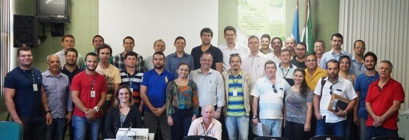 Espírito Santo INCAPER technicians trained on CSC.