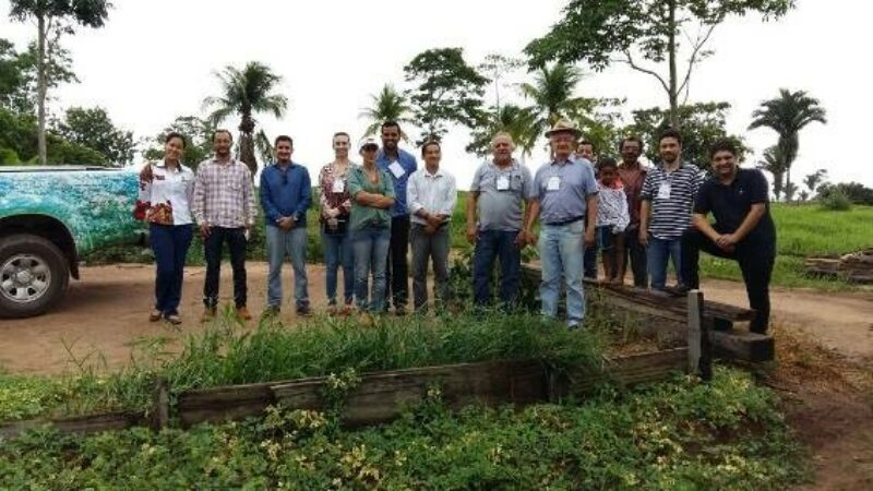 Rondonia Brazil Technical Assistance Training